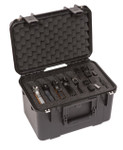 "SKB Mil-Spec Waterproof Case 16""x10""x10"" (5 Pistol Carry Case)"