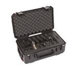 """SKB Mil-Spec Waterproof Case 20""""x11""""x7"""" (6 Pistol Carry Case)"""