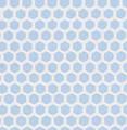 Small Hexagonal Blue Tile