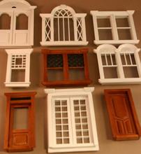 Main Street Shoppe Exterior Windows & Door Kit by Bespaq