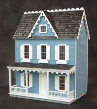 Vermont Farmhouse Jr. Dollhouse Kit by Real Good Toys