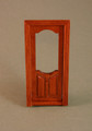 Stannford Exterior Door, Walnut by Bespaq
