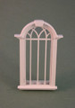 Cambridge Decorated Single Window, White by Bespaq