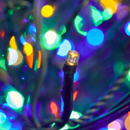 400pc Connectable LED Fairy Lights - Multi Colour