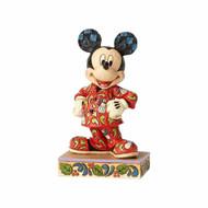 Mickey Mouse in Christmas Pajamas