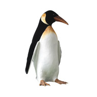 "Large Female Christmas Penguin - ""Norma"" 108cm"