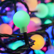 300pc Connectable LED Cherry Balls Lights - Multi Colour