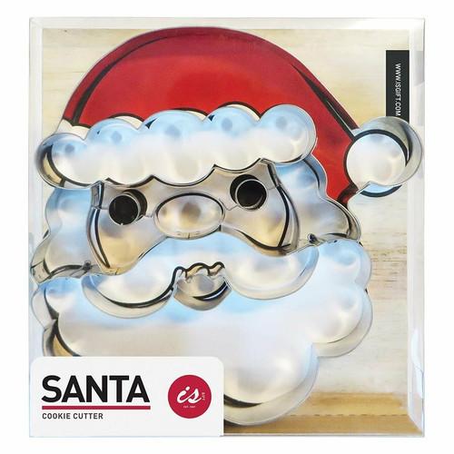 Santa Cookie Cutter