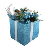 Teal Gift Box