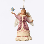 Jim Shore - Victorian Angel Ho ornament