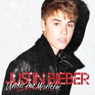 Justin Bieber Christmas CD - Under The Mistletoe