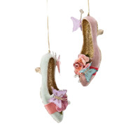 Ballerina High Heel Garden Shoe