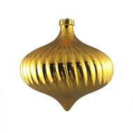 Gold Onion Bauble