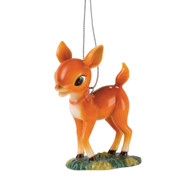 Royal Doulton Christmas Reindeer Hanging Ornament