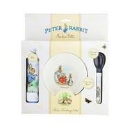 Beatrix Potter Peter Rabbit First Feeding Set