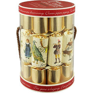 Twelve Days of Christmas Drum Pack Crackers