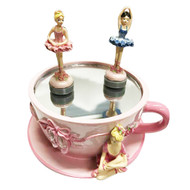 Goodwill  Ballerina Wind up Teacup
