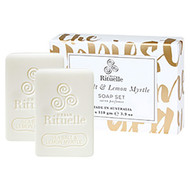 Sea Salt & Lemon Myrtle  Soap Set