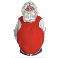 Red Santa Belly