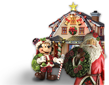 Delightful Christmas Collectible Brands