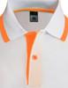 white-orange