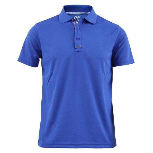 Coolon multi-PK Polo t-shirt, short sleeve-blue