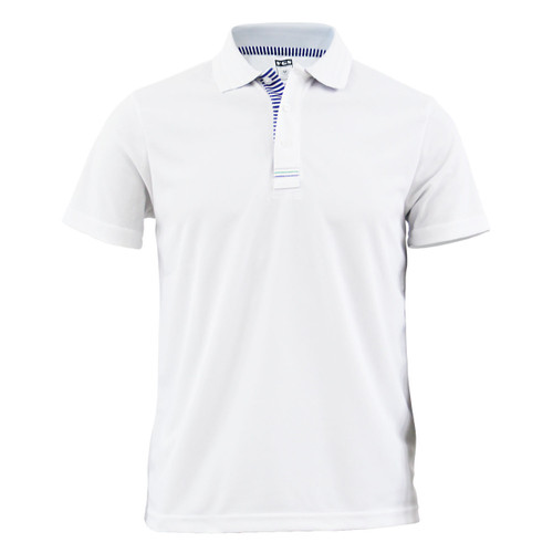 Coolon multi-PK Polo t-shirt, short sleeve-white