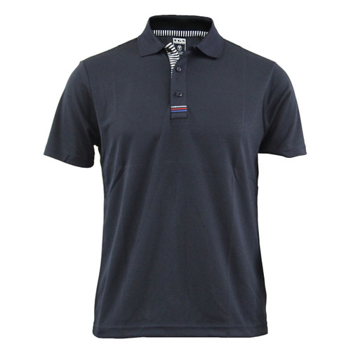 Coolon multi-PK Polo t-shirt, short sleeve-black