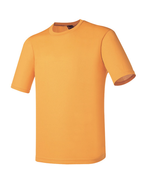 BCPOLO DRI FIT Round T-Shirt Casual round  T-shirt Orange Round T-Shirt