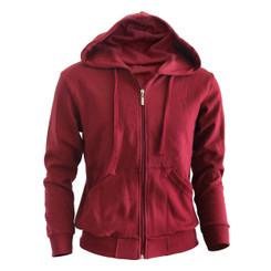Bcpolo zip hoodie Brown hoodie Plain Solid zip up hoodie