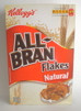 Kellogg's Cereal All Bran Flakes (360 gm/11oz)