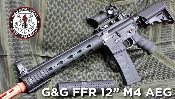 G&G GC16 FFR 12