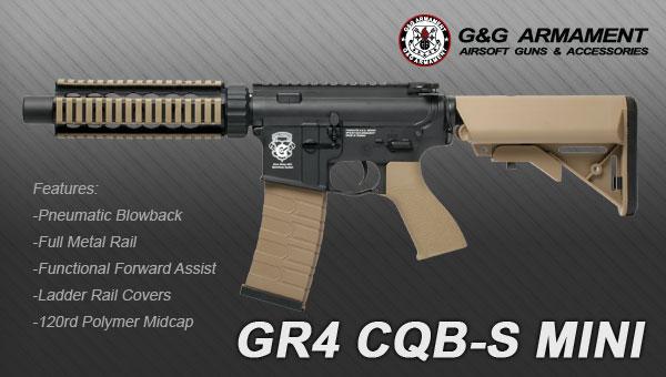 G&G GR4 CQB-S Mini