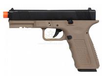 Echo1 Timberwolf GBB Pistol Tan Gen2