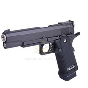 WE Tech HI-CAPA 5.1 Government GBB Pistol