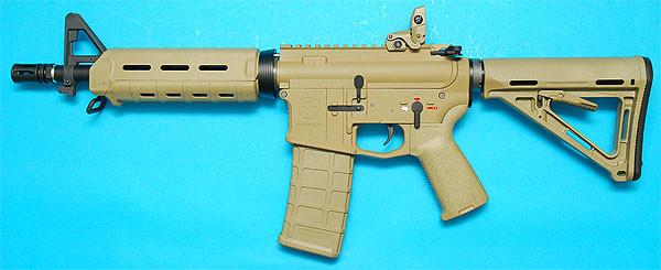 "Magpul PTS MOE Carbine 11.5"" Airsoft Gun - Dark Earth"