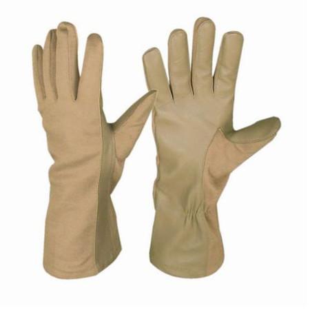 Condor Nomex Flight Gloves - Tan