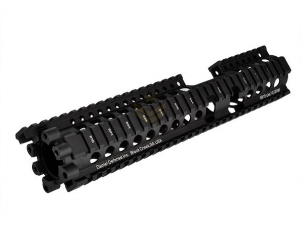 "Madbull Daniel Defense 12"" FSP Lite Rail Black"