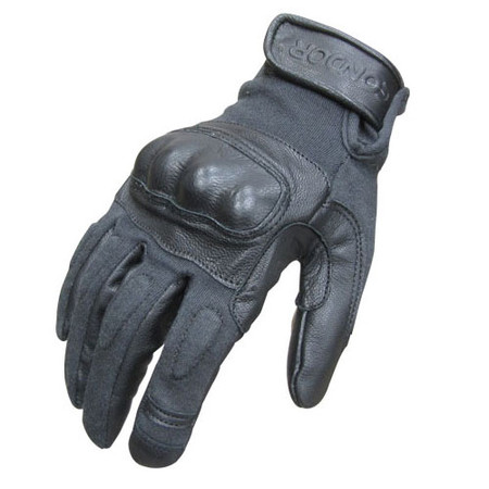 Condor Nomex Hard Knuckle Gloves - Black