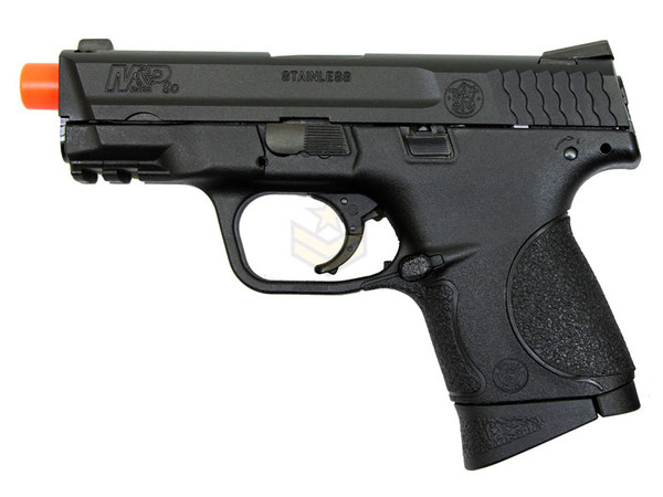 Smith & Wesson M&P9C GBB Pistol By VFC - Black