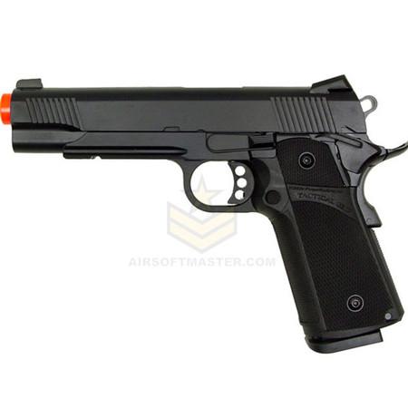 KJW Hi-Capa KP05 GBB Pistol Black