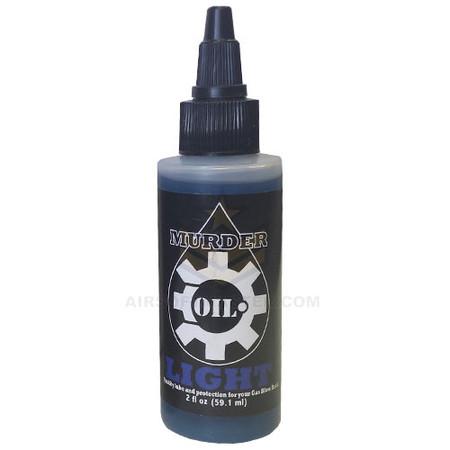 Murder Oil Light / Blue for GBB Airsoft Guns 2oz