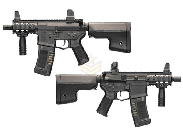 "ARES Amoeba AM-007 CG 6"" M4 Stubby AEG Black"