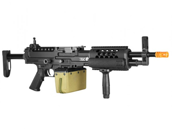 Big Rigs For Sale >> Knights Armament Stoner LMG Full Metal Airsoft Gun