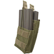 Condor MA42 Single Stacker M4/M16 Mag Pouch in OD