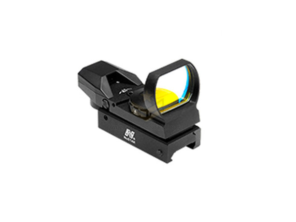 NcStar Red Green Multi Reticle Reflex Sight D4RGB