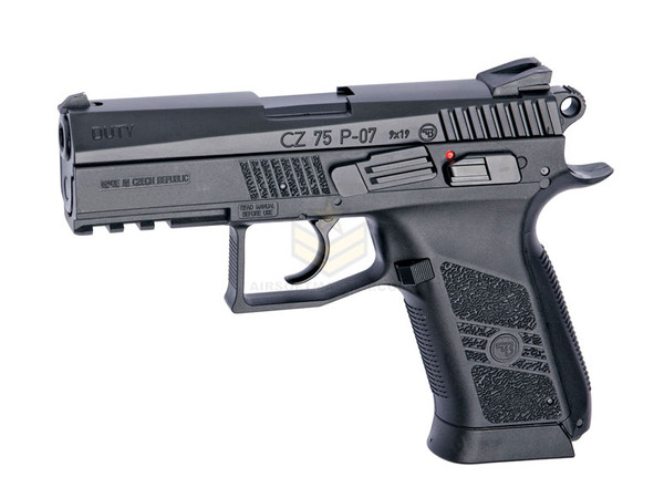 ASG CZ75 P-07 Duty CO2 GBB Pistol