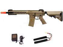 Knights Armament SR-16E3 CQB MOD2 Tan by Echo1