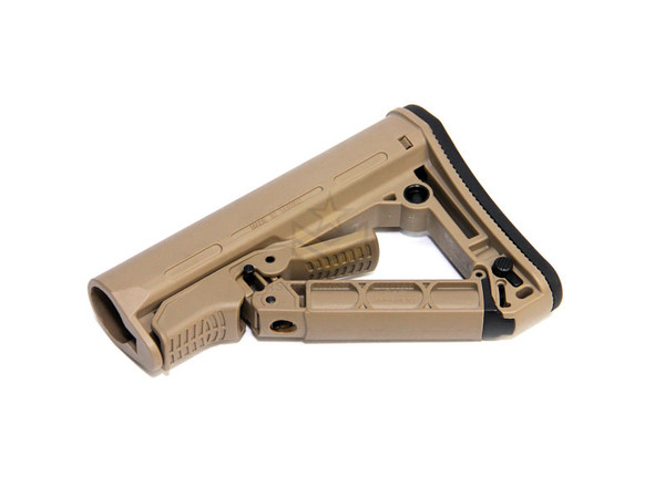 G&G GOS-V2 Stock Tan
