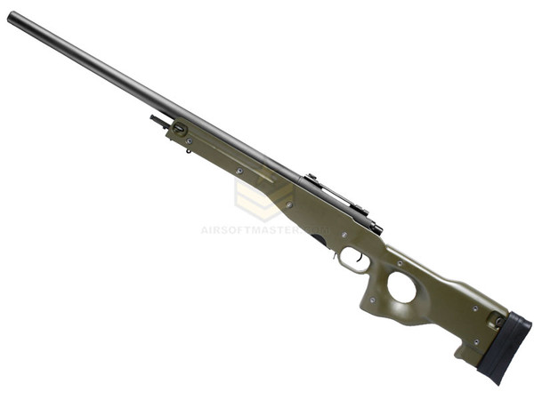G&G G96 Gas Sniper Rifle Woodland
